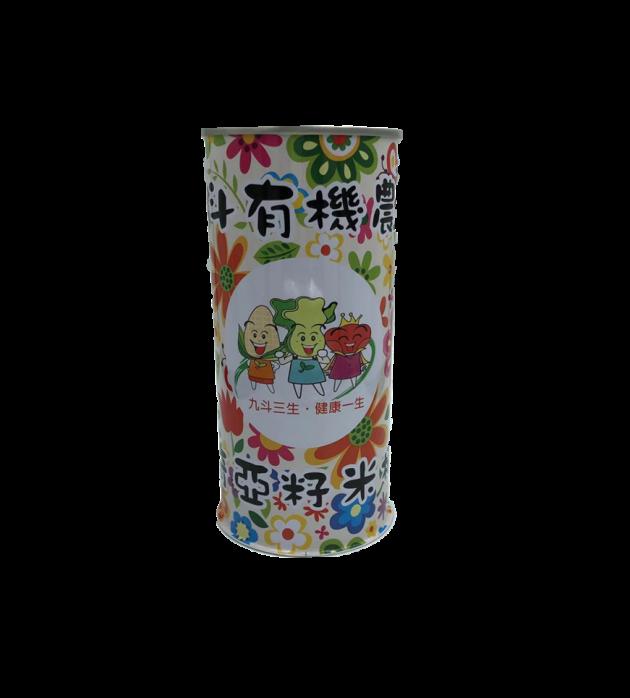食品圓罐 1