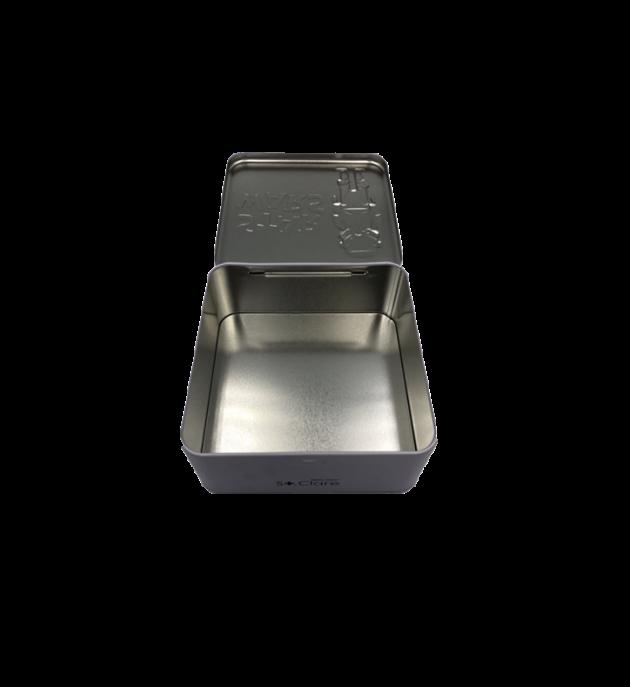 方形餅干盒 2