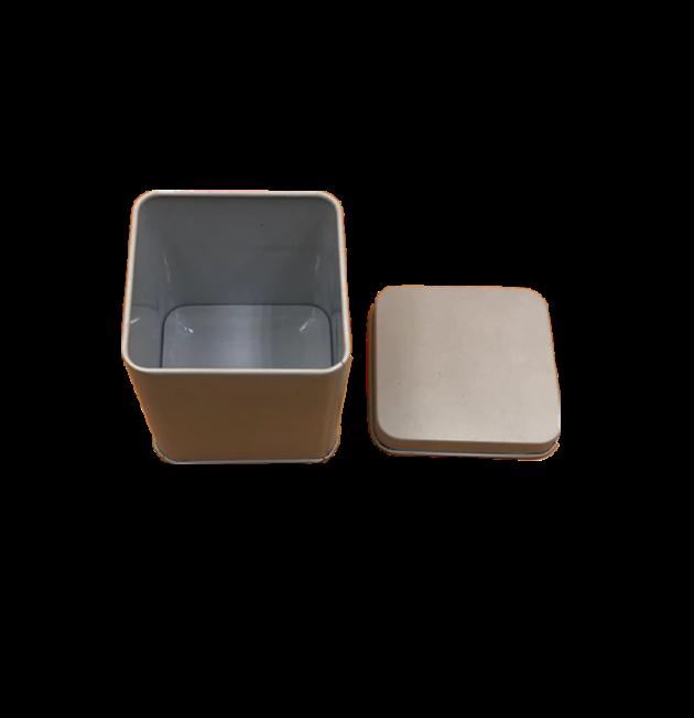 方形馬口鐵盒 2