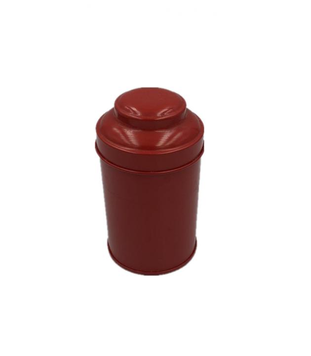 圓形茶葉罐 1